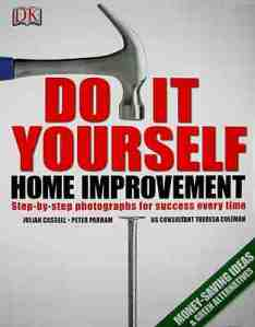 Do-It-Yourself-Home-Improvement-Book